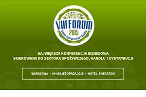 Forum Rynku Spozywczego i Handlu