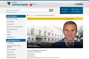 Powiat Oswiecim BIP