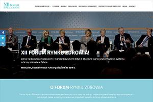 Forum Rynku Zdrowia