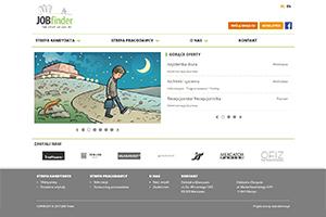 Jobfinder - Job offers on-line