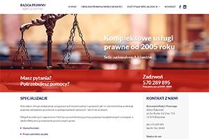 Adam Żukowski - great lawyer
